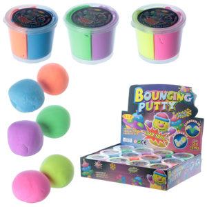 Fun Kids Bouncing Putty - Two Tone