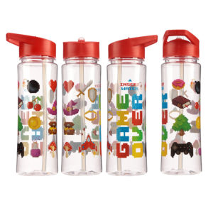 Funky Game Over Design 500ml Bottle