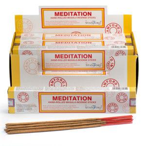 Stamford Masala Incense Sticks - Meditation