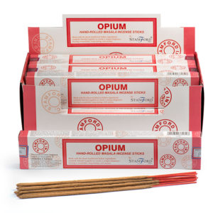 Stamford Masala Incense Sticks - Opium