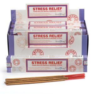 Stamford Masala Incense Sticks - Stress Relief
