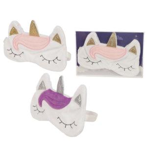 Handy Eye Mask - Cute Unicorn Design