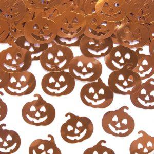 Metallic confetti Pumpkins, 2 x 2cm, 15gMetallic confetti Pumpkins, 2 x 2cm, 15g