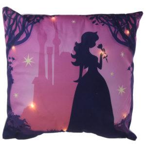 Decorative LED Cushion - Enchanted Dreams Princess