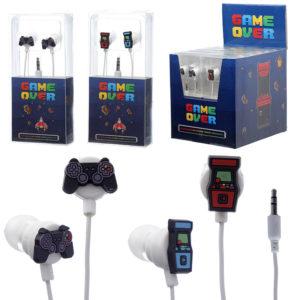 Funky Earphones - Game Controller Design