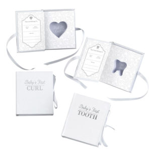 Tooth and Curl Book Keepsake Box SetTooth and Curl Book Keepsake Box Set