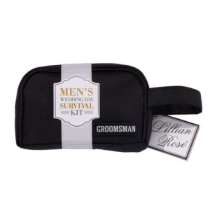 Groomsman Survival KitGroomsman Survival Kit