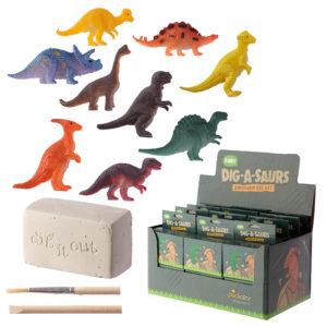 Fun Excavation Dig it Out Kit - Dinosaur