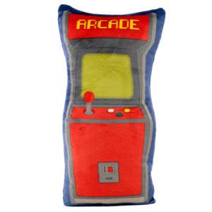 Fun Plush Arcade Game Cushion