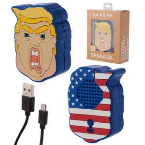 Portable Bluetooth Speaker - The President
