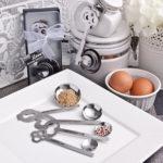 Keys To Love Beyond Measure Measuring Spoon Sets