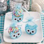 Adorable Owl Baskets BlueAdorable Owl Baskets Blue