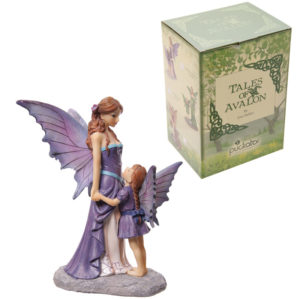 Amethyst Guardian Collectable Tales of Avalon Fairy