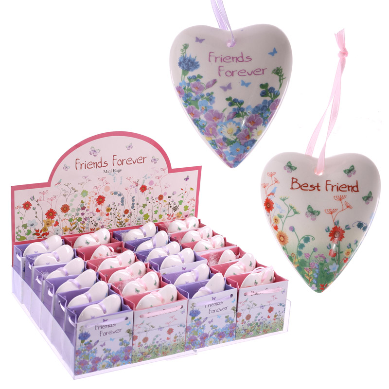Collectable Friendship Gift - Friendship Heart