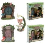 Cute Collectable Fairy - Woodland Fairy Door