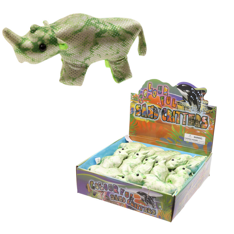 Cute Collectable Rhino Sand Animal
