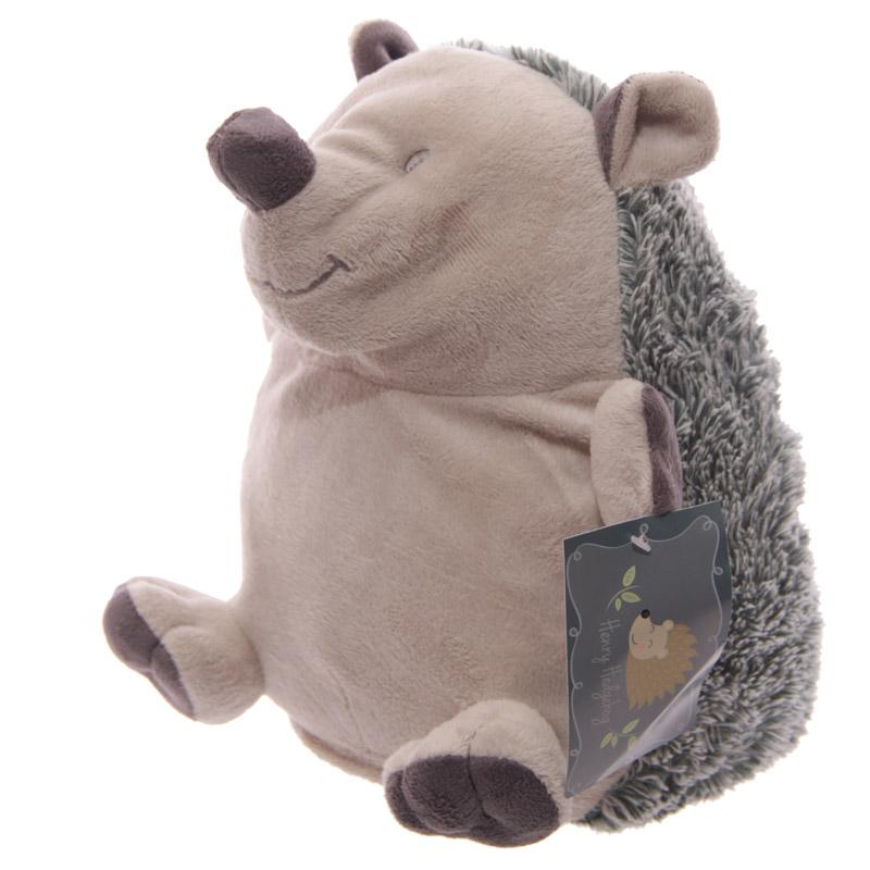 Cute Fluffy Hedgehog Design Door Stop