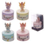 Cute Tooth Fairy Trinket and Treasures Pot