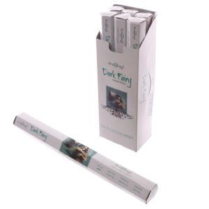 Dark Fairy Stamford Hex Incense Sticks