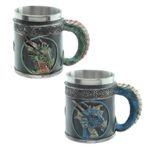 Decorative Dark Legends Dragon Tankard
