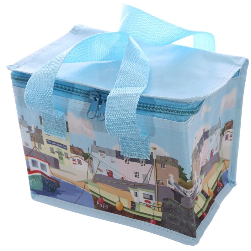 Fun Harbour Design Lunch Box Cool Bag