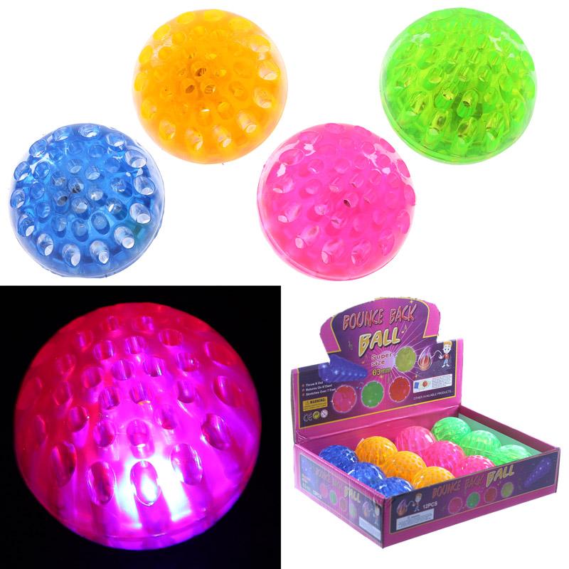 Fun Kids Light Up Honeycomb Ball