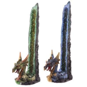 Geode Crystal Dark Legends Dragon Ashcatcher