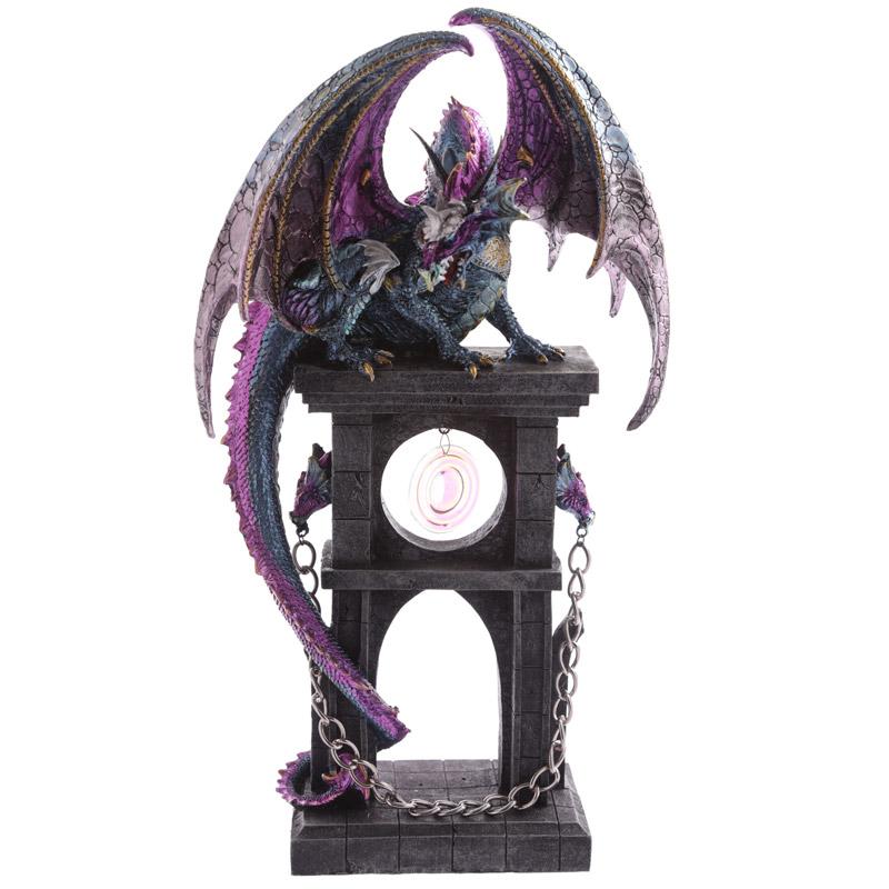 Ice Pendulum Dark Legends Dragon Figurine