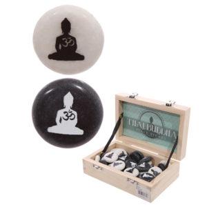 Luck Stone - Thai Buddha