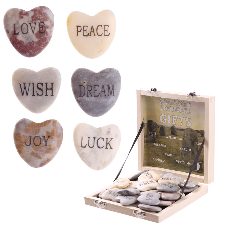 Marble Wishing Stones