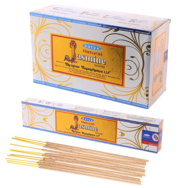 Satya Incense Sticks - Jasmine