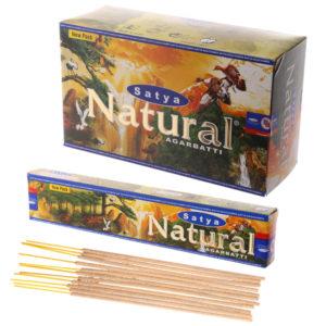 Satya Incense Sticks - Natural