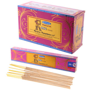 Satya Incense Sticks - Rose
