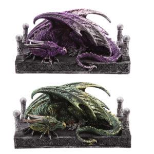 Sleeping Dark Legends Dragon Figurine