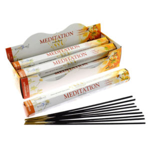 Stamford Hex Incense Sticks - Meditation