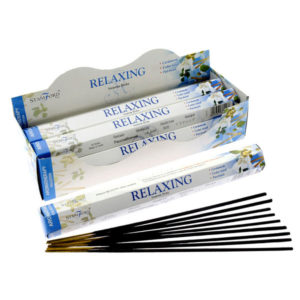 Stamford Hex Incense Sticks - Relaxing