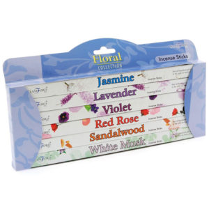 Stamford Incense Sits Gift Pack - Floral
