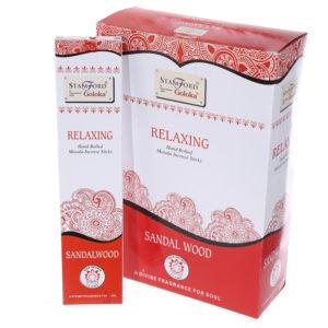 Stamford Masala Incense Sticks - Relaxing Sandalwood
