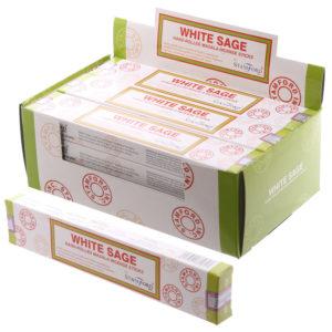 White Sage Stamford Masala Incense Sticks