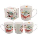 Worlds Best Mum New Bone China Mug