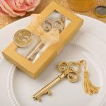 Gold Vintage Skeleton Key Bottle OpenerGold Vintage Skeleton Key Bottle Opener