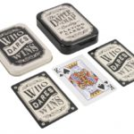 The Dapper Chap 'Who Dares Wins' Playing CardsThe Dapper Chap 'Who Dares Wins' Playing Cards