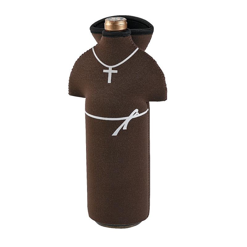 Monk Wine Bottle Holder