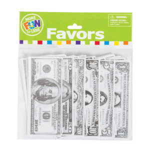 100 x Paper Play Money100 x Paper Play Money