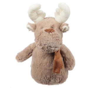Fluffy Reindeer Door Stop