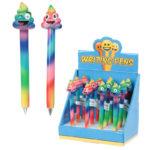 Fun Rainbow Poop Emotive Novelty Pen