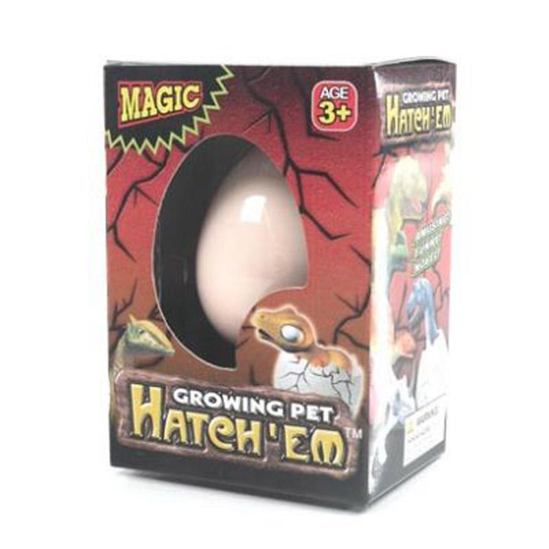 Hatching Dinosaur Egg