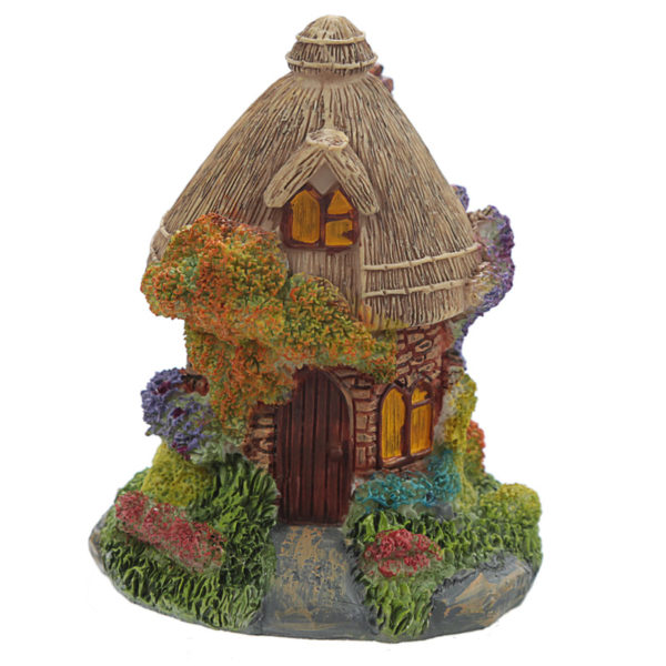 Collectable Forest Fairy Cottage