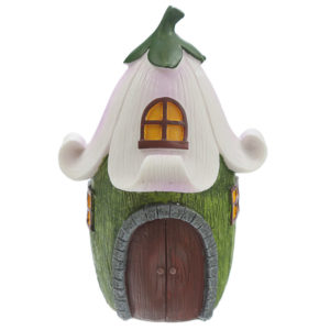 Collectable Forest Fairy Magical Flower House