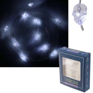 Decorative LED Light - Skull String (120cm)